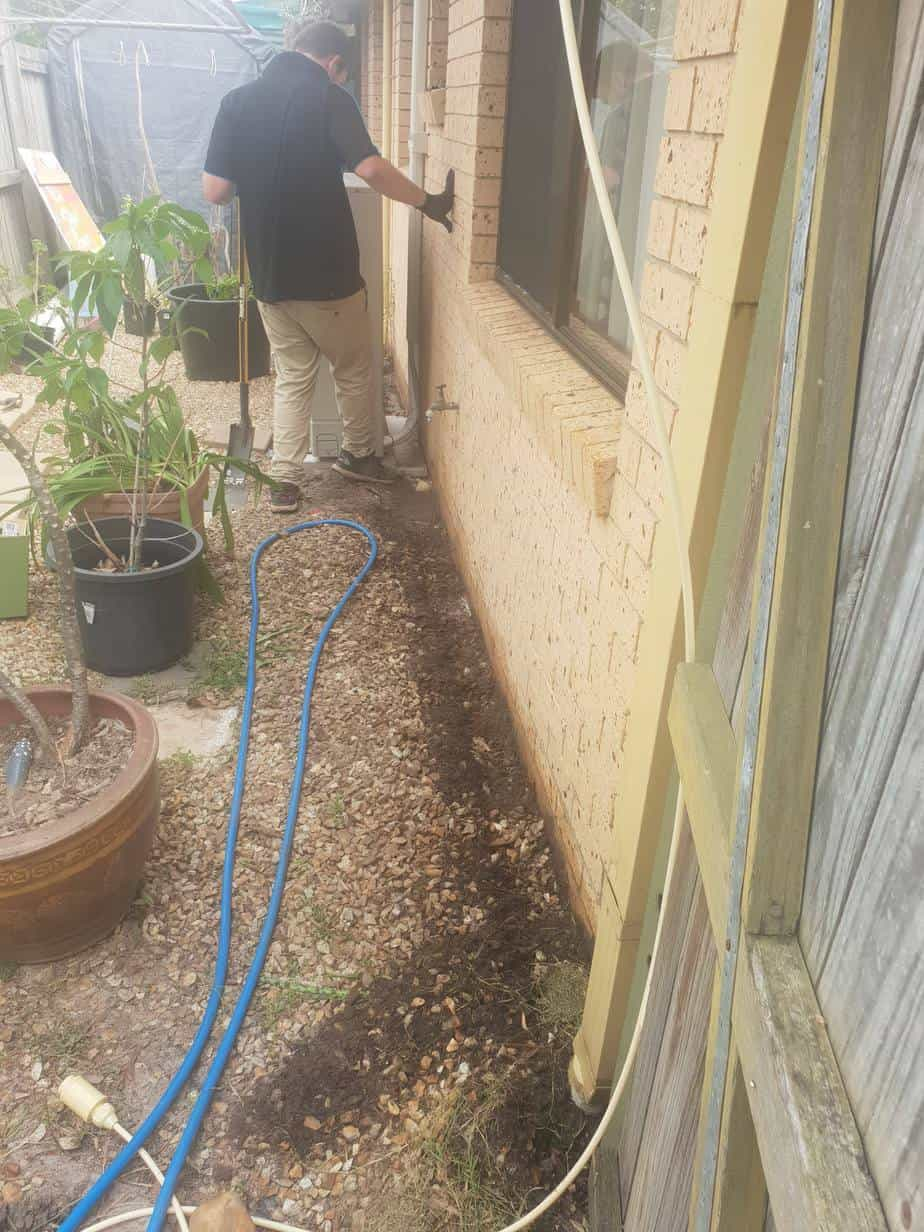 Termite Barrier Protection